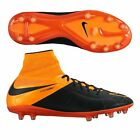 Nike Hypervenom Phantom II Leather LTHR FG Football Sock Boots RRp £250