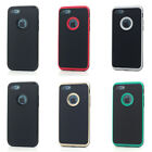 Lot/6 Wired Finish Hybrid Case for iPhone 7 Wholesale