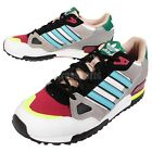 adidas Originals ZX 750 Grey Red Green Mens Retro Classic Running Shoes AF4609