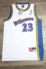 Michael Jordan #23 Washington Wizards White Swingman Basketball Vintage Retro