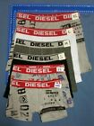 DIESEL Kids Boys 4 mixed colours cotton Boxer Trunks, 12yrs-2yrs