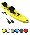Bluefin Tandem Sit On Top Fishing Kayak Canoe Accessories included 12ft 370cm