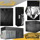 Gorilla Grow Tent GGT & Lite Line GGLT Indoor Gardening Greenhouse Room All Size