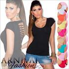 NEW SEXY LADIES CASUAL WEAR TOPS online XS S M shop WOMEN'S T SHIRTS size 6 8 10