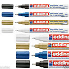 EDDING 780 GLOSS PAINT MARKER 0.8 mm Line Width The opaque, Low odour ink
