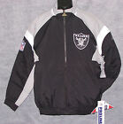 Vintage 90's Oakland LA RAIDERS Apex One JACKET NFL PRO LINE NWT NEW Old Stock