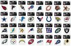 """NFL Assorted Football Teams 4"""" X 4"""" Colorful Team Logos Peel-Off Decals NEW! $6.99 USD on eBay"""
