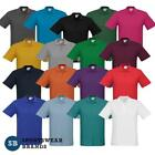 Mens Crew Polo Shirt Top Size S M L XL 2XL 3XL 5XL Casual Work Office New P400MS
