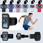 Running Gym Sport Soft Armband Case Cover For Samsung Galaxy Note 2 3 4 5 7 Edge