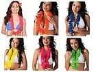 Hawaiian Hula Fancy Dress Flower Leis Necklace Costume Accessory Choose