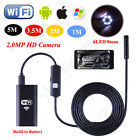 8mm Fr Apple Android Phone Endoscope IP67 Inspection Borescope 720P Camera Video