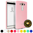 GOOSPERY® Slim Jelly Flexible Thin TPU Protective Cover Bumper Case for LG V10