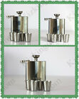 8oz Whiskey Pocket Hip Flask Wine Liquor Alcohol Bar Drink Bottle Cap 4 Cups Set