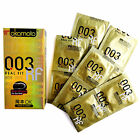 Okamoto OK 003 Real Fit condoms Ultra Thin Feel 0.03 3 6 12 24 50 75 100 PCS