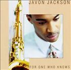 New CD Javon Jackson