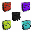 """Tutto 19"""" Embroidery Project Bag - Choose from 5 Colors - Tools Accessory Case"""