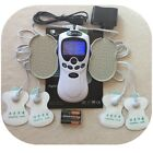 Massagers - TENS Unit Tens Massager Digital Therapy Acupuncture Machine 2 Outputs Extra Pads