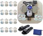 Massagers - TENS Unit Tens Massager Digital Therapy Acupuncture Pads Machine 2 Outputs Shoes