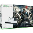 Microsoft Xbox One S Gears of War 4 1TB Standard Edition Console Bundle with Ful