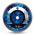 Rubi TVH Superpro Turbo Viper Stone and Porcelain Tiling Diamond Blade