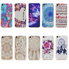 1xRubber Soft TPU Silicone Thin Pattern Case Cover Skin For Various Smart Phones