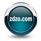ZDZO.COM REPEATING 2 LETTER SHORT DOMAIN NAME 4 LLLL.COM AGED 9 YRS GODADDY 3