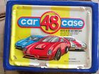 TARA 48 Car Case #20300 with 31 1:64 Cars  Matchbox Kidco Hot Wheels Included