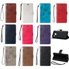 Luxury Stand Leather Flip Wallet Card Case Back Cover For Samsung Galaxy On5 On7