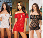 Ladies Womens Sexy Lingerie Charming NEW HOT Club Party Dress Nightwear