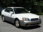 2001+Subaru+Legacy+Outback+GT+Limited+AWD+4WD+2ND%2DOWNER%21+LOW+MILES%21