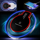 Hot Qi Wireless Quick Power Charging Pad Phone Charger Mat For S7 Edge / Note 7