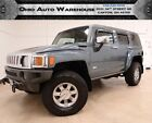 Hummer: H3 4x4 Sunroof Cln Carfax We Finance 2006 Hummer H3 4x4 Sunroof Cln Carfax We Finance 115144 Miles Slate Blue Metalli