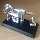 New Hot Air Stirling Engine Model Toy Motor Power Geneator Engine Model w/ LED