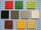 Lego Plate 4 x 4 (3031 - Choice of Colour and Quantity) Brand New