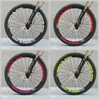 New MTB Mountain bike bicycle rim cycling wheel Decals set stickers for M60 ENVE
