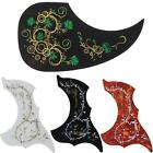 Hummingbird Style Acoustic Guitar Pickguard Scratch Plate Pick Guards 4 Colors
