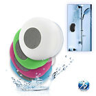 ALTOPARLANTE BLUETOOTH CASSA IMPERMEABILE DOCCIA AUTO SHOWER SPEAKER WATERPROOF
