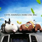 Car Doll Decoration Bamboo Charcoal Activated Carbon Bag Air Fresher Decoration