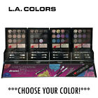 L.A. COLORS I Love Makeup Drama Eye Palette! ** CHOOSE YOUR SHADE **