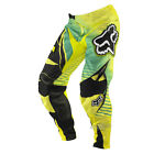 Fox Racing 360 Enterprize Grün Gelb Motocross Hose Pant Enduro Crossbroek Moto