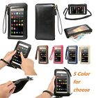 Handbag/Shoulder Pouch Holster View Window Case For Apple iPhone/Samsung/Huawei