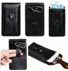 Outdoor Sports Vertical Pouch Holster For iPhone 6/6s Plus/7 Plus/Galaxy S7 edge