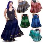 XL BELLY DANCE skirt plus size womens clothing hippy boho Gypsy skirt 4xl xxl