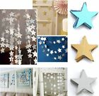 Stars Hanging Paper Garlands Wedding Party Birthday Baby Sho