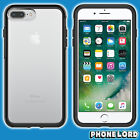 Genuine OtterBox Symmetry case cover for iPhone 7 Plus Tough Crystal Clear Black