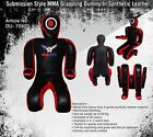 Best Submission Style MMA BJJ Grappling Dummy   Synthetic Leather