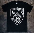 The Mob - 'Crest' T-shirt (punk NYHC agnostic cro mags step forward biohazard) image