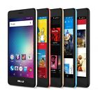 "BLU Studio G2 S010Q 5"" Cell Phone 8GB 5MP 3G GSM Unlocked Dual SIM Android NEW"