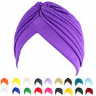 Yoga Hat Bandana Scarf Headband Full Cover Turban Head Wrap Hair Loss Chemo Nice