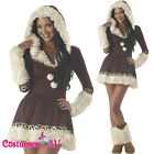 Eskimo Kisses Polar Princess Fancy Dress Winter Costume licensed Party Outfits